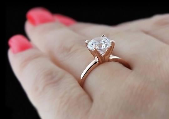 10 kiểu nhẫn đính hôn đẹp và ấn tượng nhất mọi thời đại (P2)