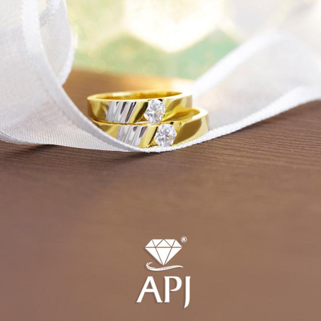 nhẫn cưới tại Anh Phương Jewelry