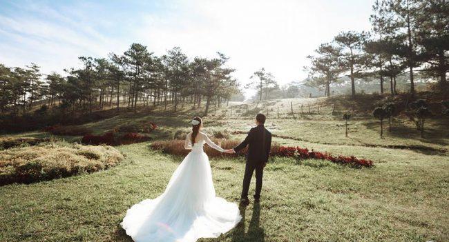 Đà Lạt thiêng đường ảnh cưới