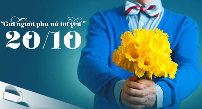 thơ chúc ngày 20/10 hay nhất