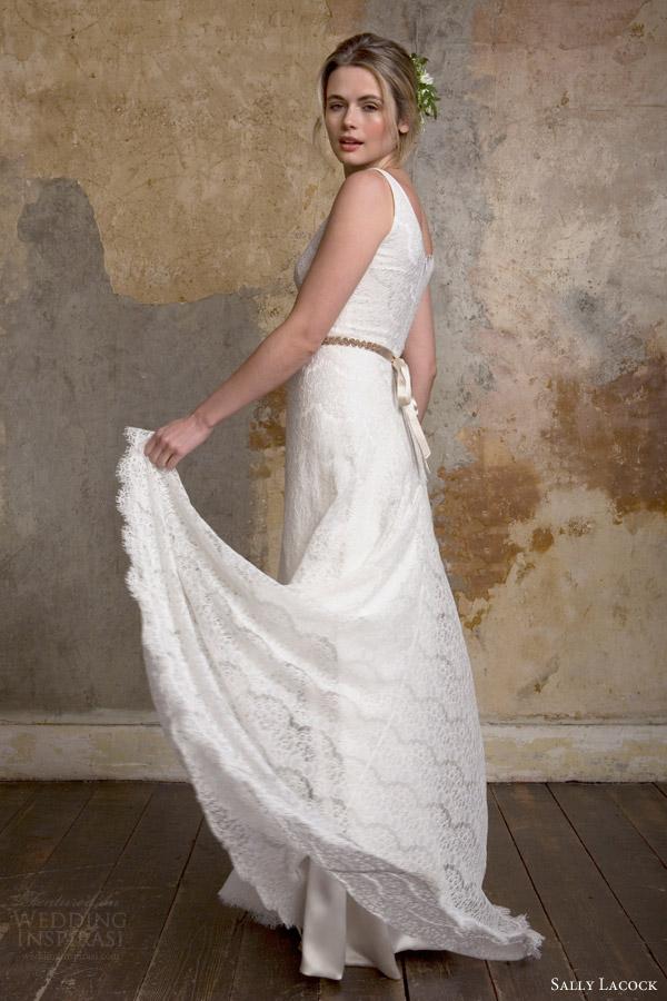 trào lưu váy cưới xưa