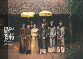 Bộ ảnh tái hiện 100 năm đám cưới Việt