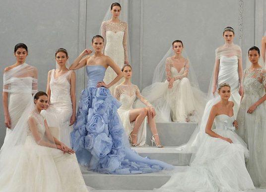 Chọn váy cưới phù hợp kiểu dáng người