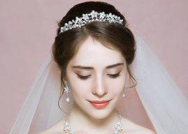 Vương miện cô dâu- xu hướng phụ kiện 2019