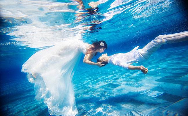 ý tưởng chụp hình cưới đẹp