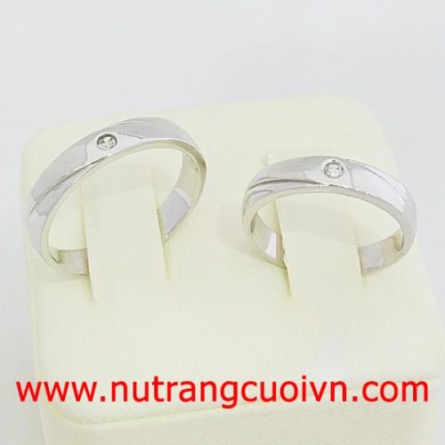 Nhẫn cưới đẹp ANC40