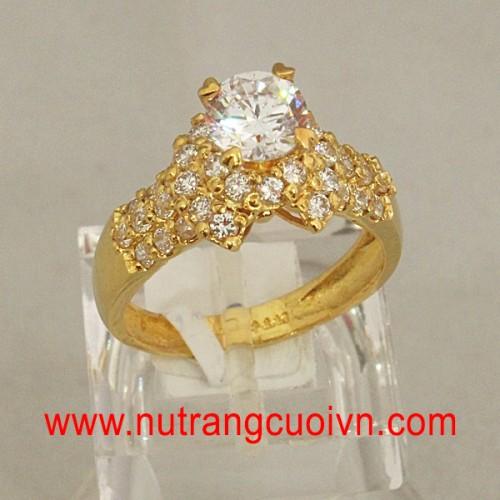 Nhẫn đính hôn - nhẫn kiểu KMT2400010