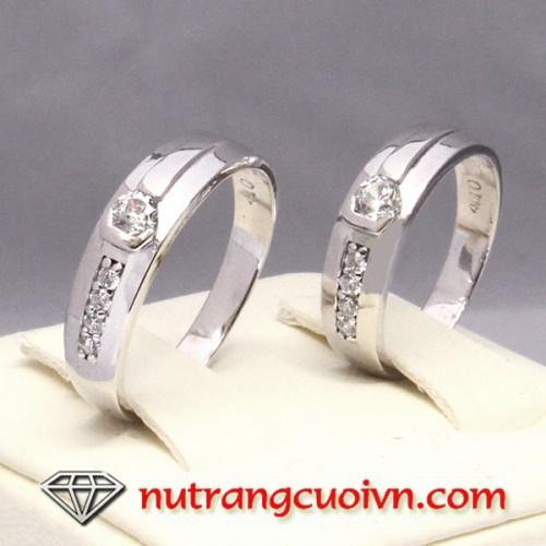 Nhẫn cưới ANC90