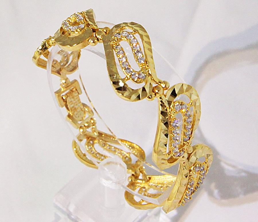 Lắc tay vàng - vòng tay vàng