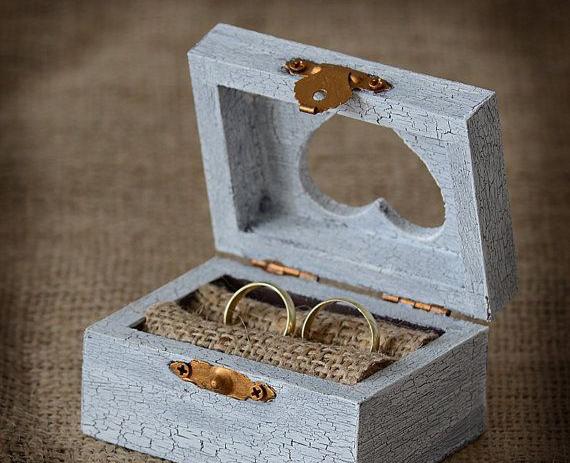 Hộp đựng nhẫn cưới đẹp và ấn tượng