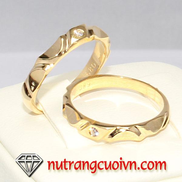 Nhẫn cưới đẹp tphcm