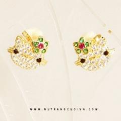 Mua Bông tai KBT02 tại Anh Phương Jewelry