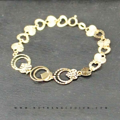 Mua LẮC TAY VÀNG 18K PLT08 tại Anh Phương Jewelry