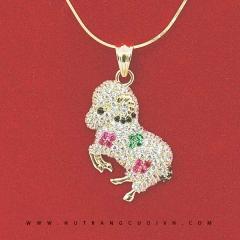 Mua MẶT DÂY CHUYỀN HMD0631 tại Anh Phương Jewelry