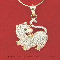Mua MẶT DÂY CHUYỀN HMD0633 tại Anh Phương Jewelry