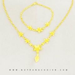 Mua BỘ TRANG SỨC CƯỚI HC240001B tại Anh Phương Jewelry