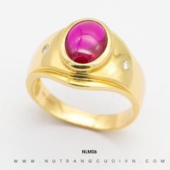 Mua NHẪN KIỂU NAM NLM06 tại Anh Phương Jewelry