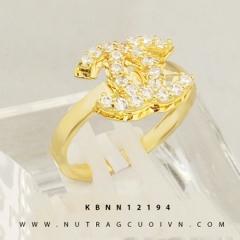 Mua NHẪN ĐÍNH HÔN - NHẪN KIỂU KBNN12194 tại Anh Phương Jewelry