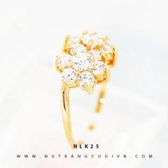 Mua NHẪN KIỂU NỮ 18K NLK25 tại Anh Phương Jewelry