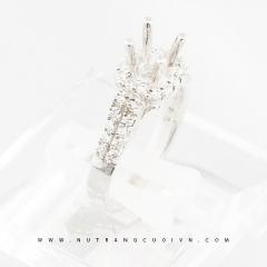 Mua NHẪN ĐÍNH HÔN - NHẪN KIỂU DDH08-83 tại Anh Phương Jewelry