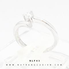 NHẪN CẦU HÔN - NHẪN KIỂU NLF43