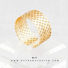 Mua NHẪN KIỂU NỮ 18K NL17 tại Anh Phương Jewelry