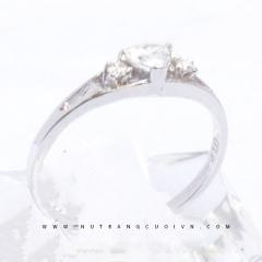 Mua NHẪN ĐÍNH HÔN - NHẪN KIỂU NLF22 tại Anh Phương Jewelry