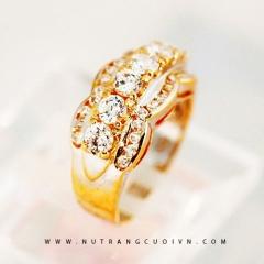 Mua Nhẫn kiểu nữ 18K NL14 tại Anh Phương Jewelry