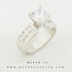 Mua NHẪN ĐÍNH HÔN - NHẪN KIỂU NLF19-11 tại Anh Phương Jewelry