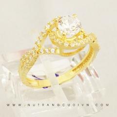 Mua NHẪN ĐÍNH HÔN - NHẪN KIỂU HNK2695 tại Anh Phương Jewelry