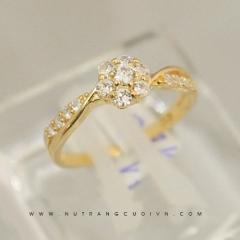 Mua NHẪN ĐÍNH HÔN - NHẪN KIỂU PDH13 tại Anh Phương Jewelry