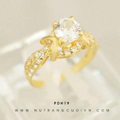Mua NHẪN ĐÍNH HÔN - NHẪN KIỂU PDH19 tại Anh Phương Jewelry