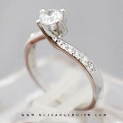 Mua NHẪN ĐÍNH HÔN - NHẪN KIỂU NLF25 tại Anh Phương Jewelry
