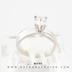 Mua NHẪN CẦU HÔN - NHẪN KIỂU NLF45 tại Anh Phương Jewelry