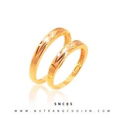NHẪN CƯỚI SNC05