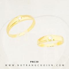 Mua NHẪN CƯỚI PNC30 tại Anh Phương Jewelry