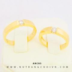 Mua NHẪN CƯỚI ANC83 tại Anh Phương Jewelry