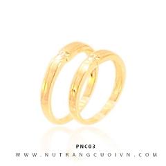 Mua NHẪN CƯỚI PNC03 tại Anh Phương Jewelry