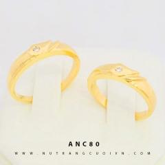 Mua NHẪN CƯỚI ĐẸP ANC80 tại Anh Phương Jewelry