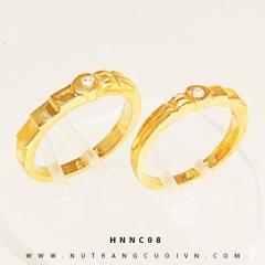 NHẪN CƯỚI HNNC08