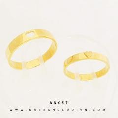 Mua NHẪN CƯỚI ĐẸP ANC57 tại Anh Phương Jewelry