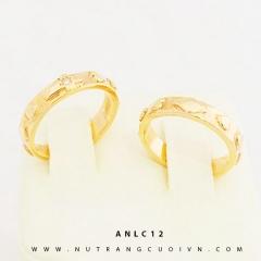 Mua NHẪN CƯỚI ĐẸP ANLC12 tại Anh Phương Jewelry