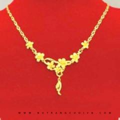 Mua Wedding Necklet HC240001D tại Anh Phương Jewelry