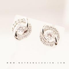 Mua Bông tai đẹp PBT14 tại Anh Phương Jewelry