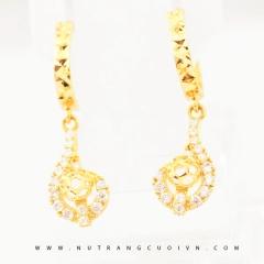 Mua Bông tai đẹp PBT15 tại Anh Phương Jewelry