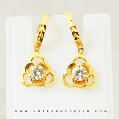Mua Bông tai vàng BTN18 tại Anh Phương Jewelry