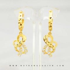 Mua Bông tai vàng BTN22 tại Anh Phương Jewelry