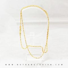 Dây chuyền vàng DN01