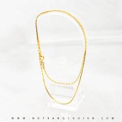 Mua Dây chuyền vàng DN02 tại Anh Phương Jewelry