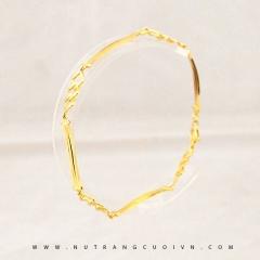 Lắc tay vàng đẹp PLT22